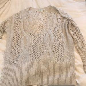 Kimchi Blue. Super soft knit sweater